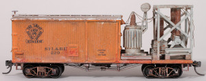 StL&BE #220 Transformer Car