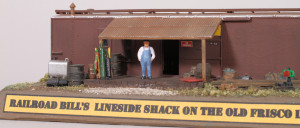 Railroad Bill's Lineside Shack