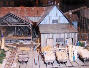 Sawmill Model Photo