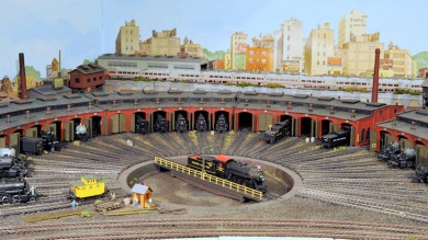 Fred Houska's N Scale Model Railroad