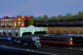 Fred Houska's N Scale Model Railroad