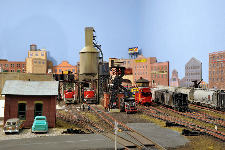Some Favorite Prototype Railroad Photos | Gateway NMRA