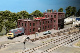 Bill Giese's Beautiful Rock Island HO Model Railroad