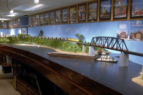 Ken Patterson's HO Scale Model Railroad