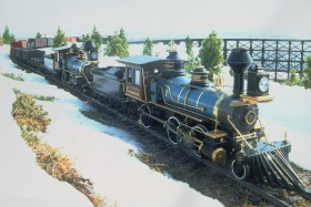 Ken Patterson's G Gauge Model Railroad