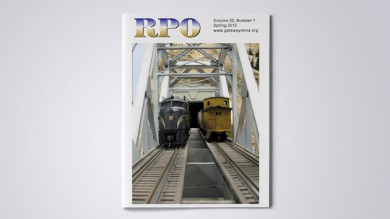 Spring 2012 RPO, Vol 20, No 1