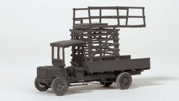 John Carty Traction Line Truck