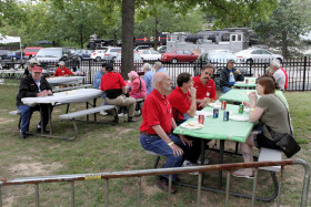 2012 Annual Train Picnic