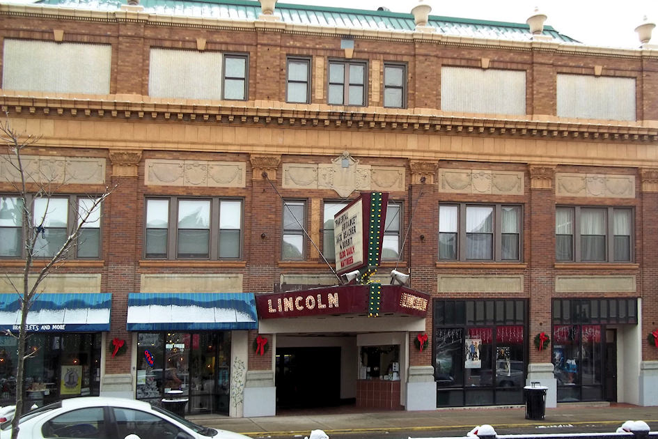 Lincoln Theater in Belleville