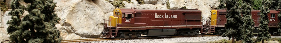Bill Giese's Rock Island Railroad