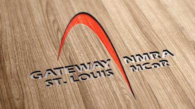 Gateway NMRA 3D Logo