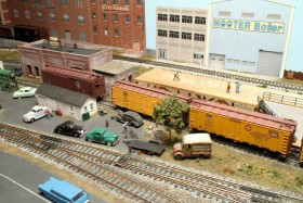 Mike Wise's Sugar Creek Valley Model Railroad
