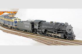 Don Ayres' ATSF Los Angeles Division Model Railroad