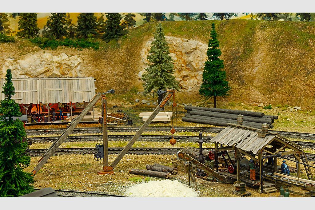 Bob Lenz Colorado Western Amp Aspen Junction Model