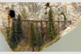 Bob Lenz' Colorado Western & Aspen Junction Model Railroads