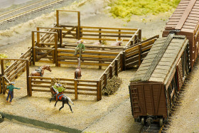 Dave Lyon's Downe & Audt Line Model Railroad