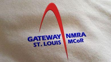 Gateway NMRA 3D Logo 21