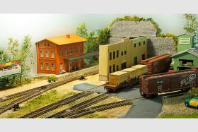 Gene Coffman's Mound City & Western Model Railroad