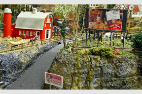 Rick Pfarr's Northern and Western Model Railroad