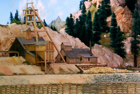 Herb Koenig's Cordite & Flatriver Model Railroad