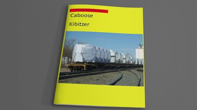 Caboose Kibitzer, 2014, Vol. 64, No. 2
