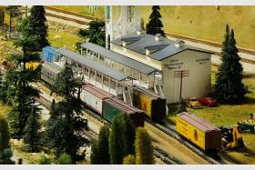 Jerry Prott's N Scale Great Empire Railroad