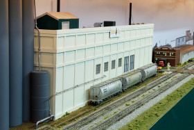 John Peluso's Frisco Lines Eastern Division Model Railroad