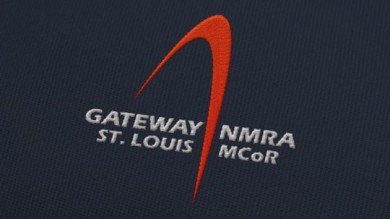 Gateway NMRA 3D Logo 30