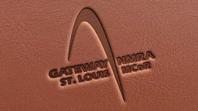 Gateway NMRA 3D Logo 42