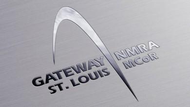 Gateway NMRA 3D Logo 44