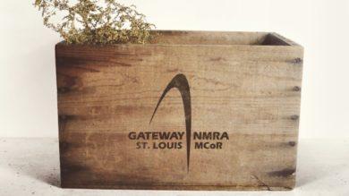 Gateway NMRA 3D Logo 51