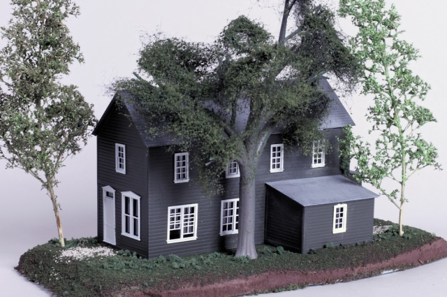 Jeremy Janzen, 2014 Kitbash Contest First Place, Farm House