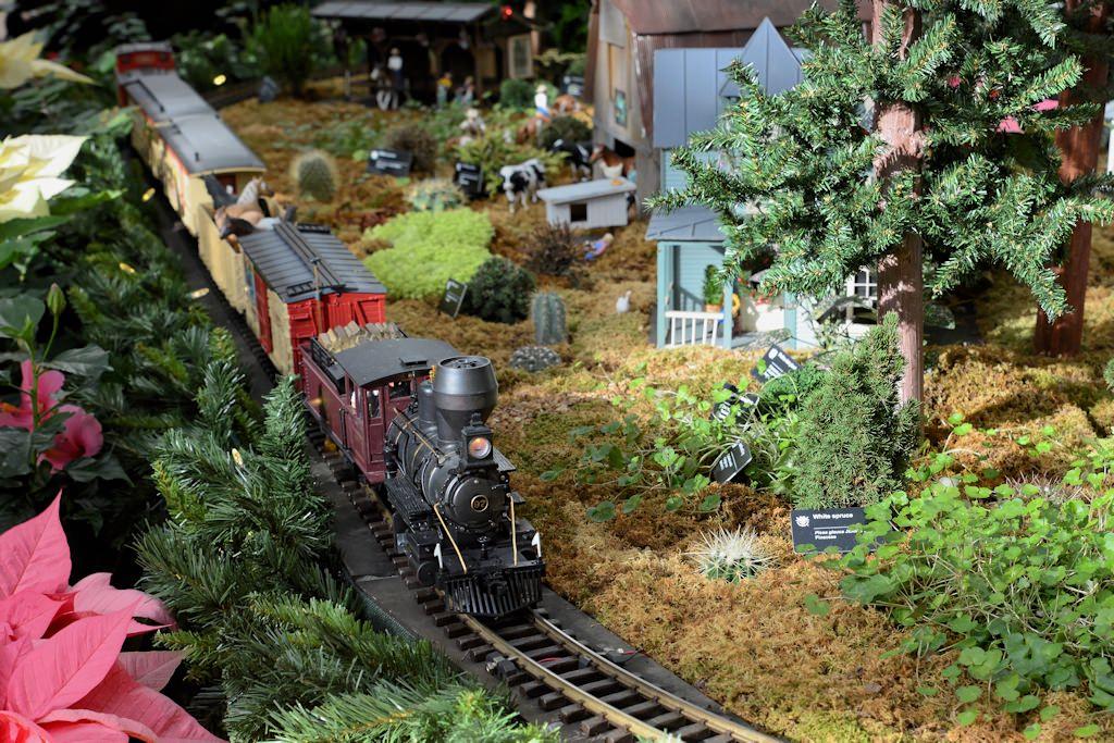 Perfect 2014 Missouri Botanical Garden U201cGardenland Expressu201d Garden Railroad