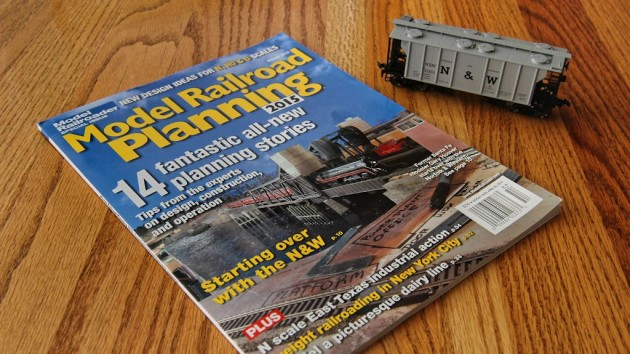 Model Railroad Planning 2015