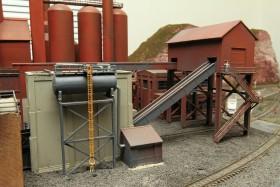 Bob Boedges' Fussin & Fumin N Scale Model Railroad