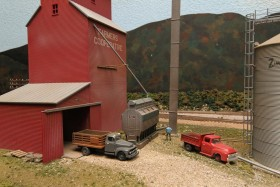 Litchfield Train Group's HO Scale Illinois Model Railroad