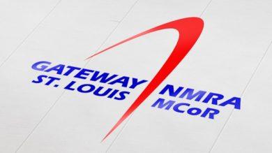 Gateway NMRA 3D Logo 80