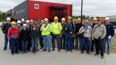 Metro East Industries Tour