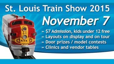 Gateway NMRA St. Louis Train Show