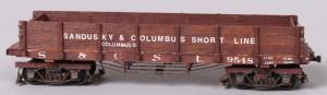 Suandusky Columbia Short Line #9548 Gondola