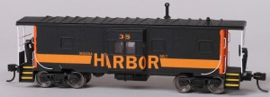 IHB Bay Window Caboose