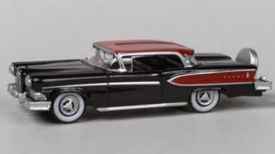 Oxford Diecast HO Scale 1958 Edsel Citation
