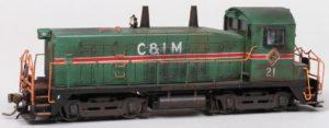 C&IM #21 Diesel Switcher