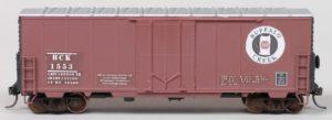 BCK #1533 Boxcar