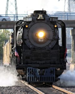 UP #844 Arrives at St. Louis