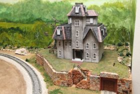 Dave Lyon's Downe & Audt Line HO Model Railroad