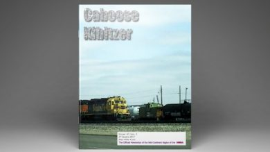 Caboose Kibitzer, 2017, Vol. 67, No. 2