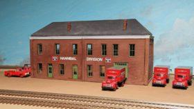 Hank Kraichely's HO Scale Burlington Route Hannibal Division