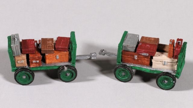 These 3D printed baggage carts first attracted me to the JEB product line.