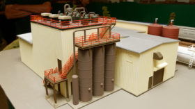 Joe Visintine's HO Scale East Bluff Terminal Railroad